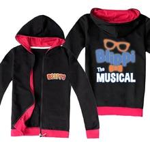 Kids Coats Outwear Jackets Oversized Boys Teenager Girls Child New Big Zipper Hooded