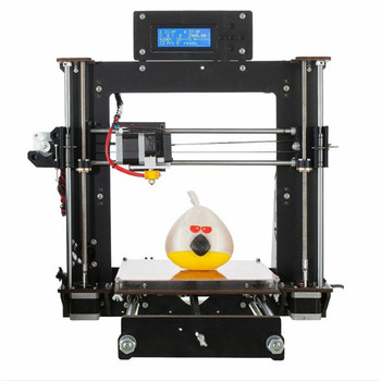 CTC 3D Printer 2020  Upgraded Full Quality High Precision Reprap Prusa i3 DIY 3D Printer MK8 Resume Power Failure Printing support resume after power off creality cr 10 mini 3d printer large prusa i3 kit diy 300 220 300mm desktop education 3d printer