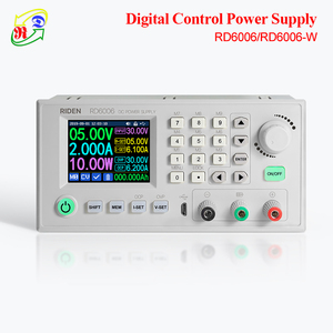 RD RD6006 RD6006W USB WiFi DC - DC Voltage current Step-down Power Supply module buck Voltage converter voltmeter 60V 6A aa(China)