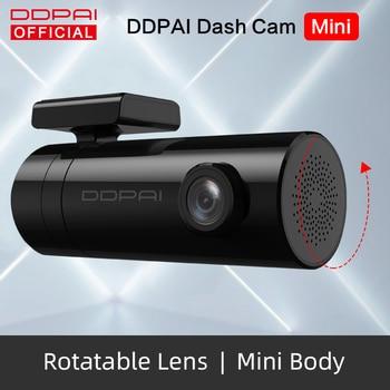 DDPai Dash Cam Mini 1080P HD Vehicle Drive Hidden Auto Video DVR Android Wifi Smart Connect Car Camera Recorder Parking Monitor