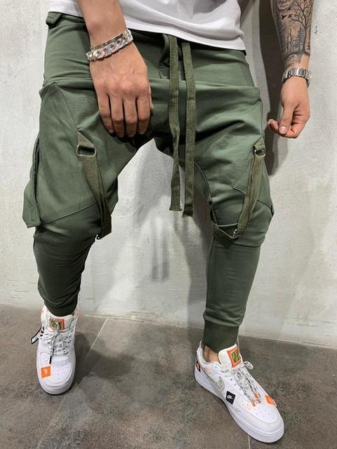 MARKA KRALI-Pantalones de chándal divertidos para Hombre, ropa de calle para correr, entrenamiento de Hip-Hop 6