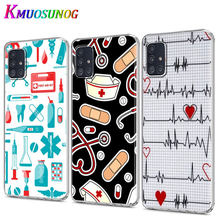 Nurse Medical Medicine Health for Samsung Galaxy Note 10 Lite S20Ultra S20 Plus A01 A11 A21 A51 A71 A81 A91 Phone Case(China)