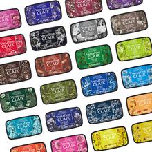 Tsukineko Detail Making CLAIR Greeting-Cards/smearing-Seals Versafine Quick-Drying Printing-Pad/color-Ink