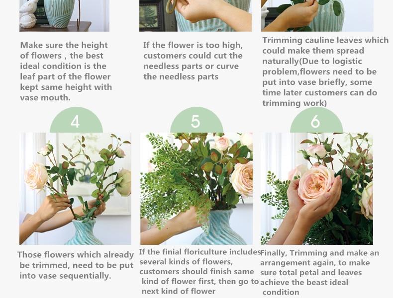 flower maintainance