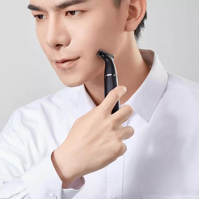 2020 New Xiaomi MSN Electric Hair Shaver Razor Waterproof Dry & Wet Body Leg Armpit Hair Eyebrow Styling Trimmer for Men 4