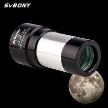 """SVBONY 1.25 """"2Xเลนส์Barlow เคลือบM42ด้ายเชื่อมต่อกล้องสำหรับAstroกล้องโทรทรรศน์สายตายาว"""
