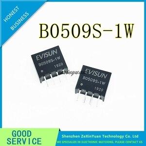 Image 1 - 5PCS 10PCS 20PCS B0509S 1W B0509S SIP 4 חדש בידוד DCDC אספקת חשמל מודול 5V כדי 9V Boost