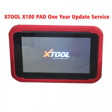 Roczna aktualizacja usługi dla XTOOL X100 X-100 PAD Auto klucz programujący