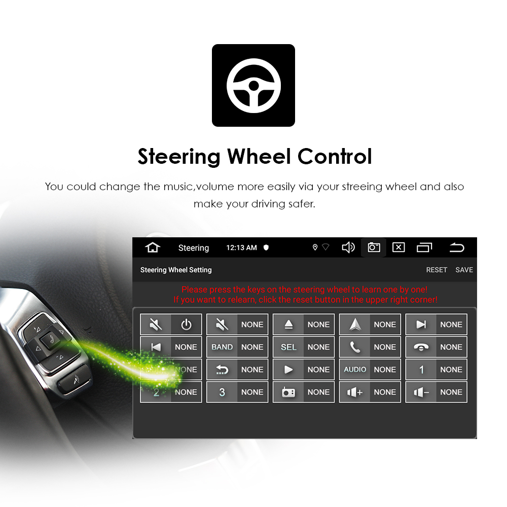 cheapest DOXINGYE Tyresafe Russian Version Two Way Car Alarm System B9 Car Alarm with Engine Start LCD Remote Control Key Auto Anti-Theft