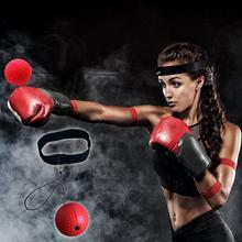 Boxing speed reaction ball Boxing Fight Ball Tennis Ball With Head Band For Reflex Training In Speed Ball Reaction Punching torres reaction ball tl0008 page 9