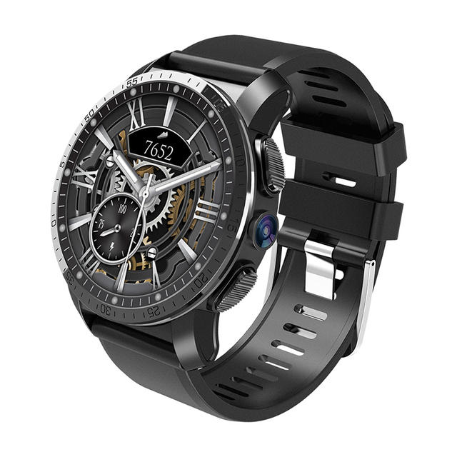 4G Smart Watch  GPS 2.03  Sport Business Strap For Men 5