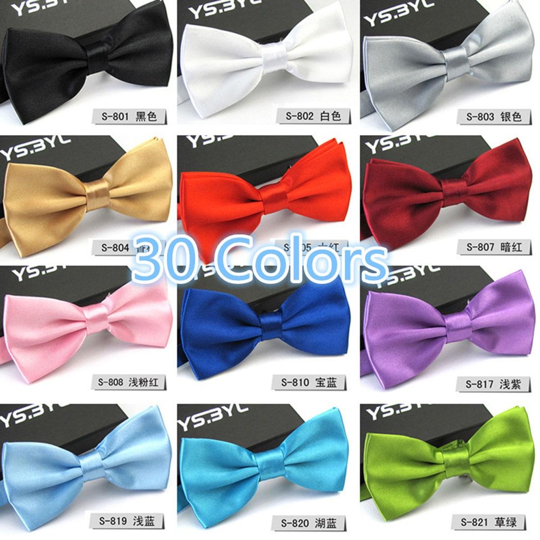 Chirstmas Gift Bowtie men formal necktie boy Men's Fashion business wedding bow tie Male Dress Shirt krawatte legame gift