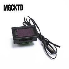 10 قطعة W1209WK W1209 WK تيار مستمر 12 فولت LED ترموستات رقمي التحكم في درجة الحرارة ميزان الحرارة الحرارية تحكم وحدة تبديل NTC الاستشعار