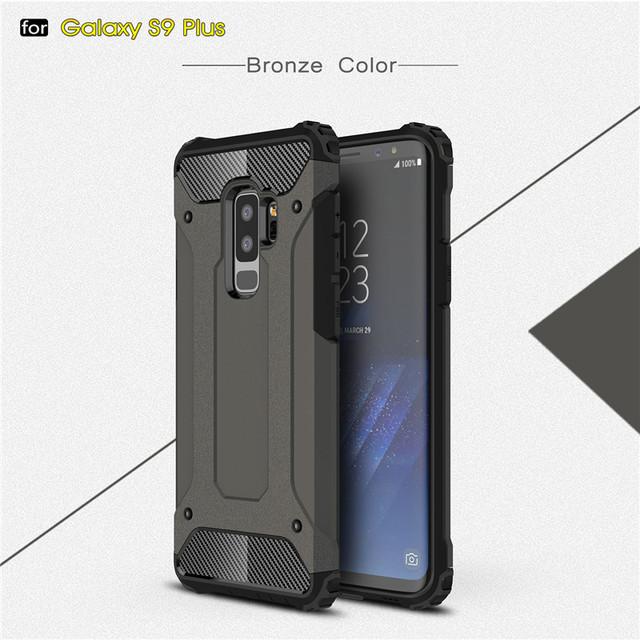 Rugged Hard PC Armor phone Case for Xiaomi Redmi Note 5 5A 7 7A 7S 6 6A 8 8A Y3 K20 9T GO Pro Plus Shockproof Protective Case