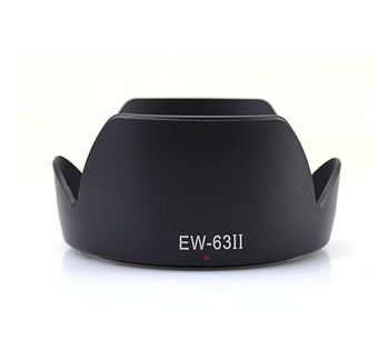 EW-63II EW63II Bayonet Mount Lens Hood cover for Canon 60D 700D 650D 600D with 28mm f1.8 /28-105mm camera image