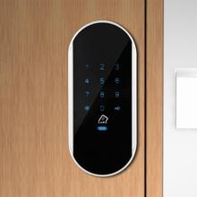 door lock Smart Electronic Password Coded Inductive Lock Sauna Gym Locker Cabinet Induction Cipher Lock  Electronic Coded Lock