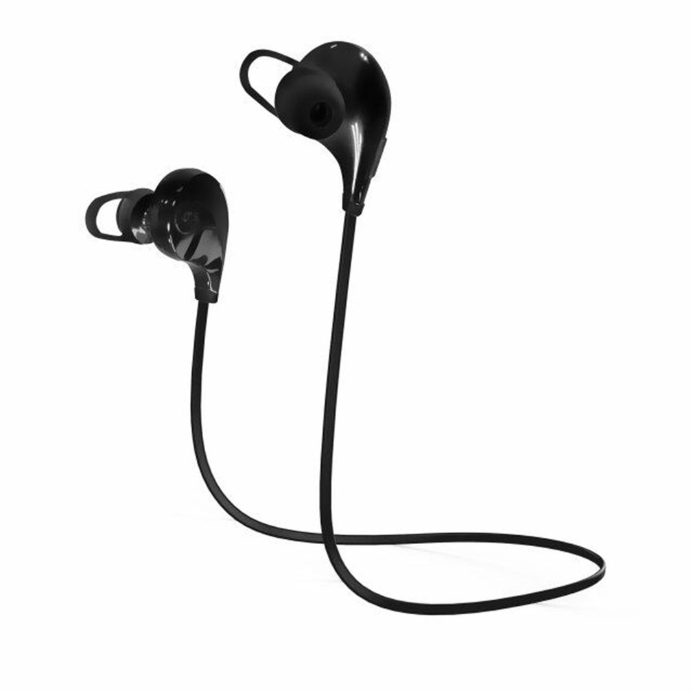 D-26 Bluetooth Earphone V4.2 Stereo Sports Waterproof Earbuds Wireless in-ear Headset with Mic for iPhone Samsung