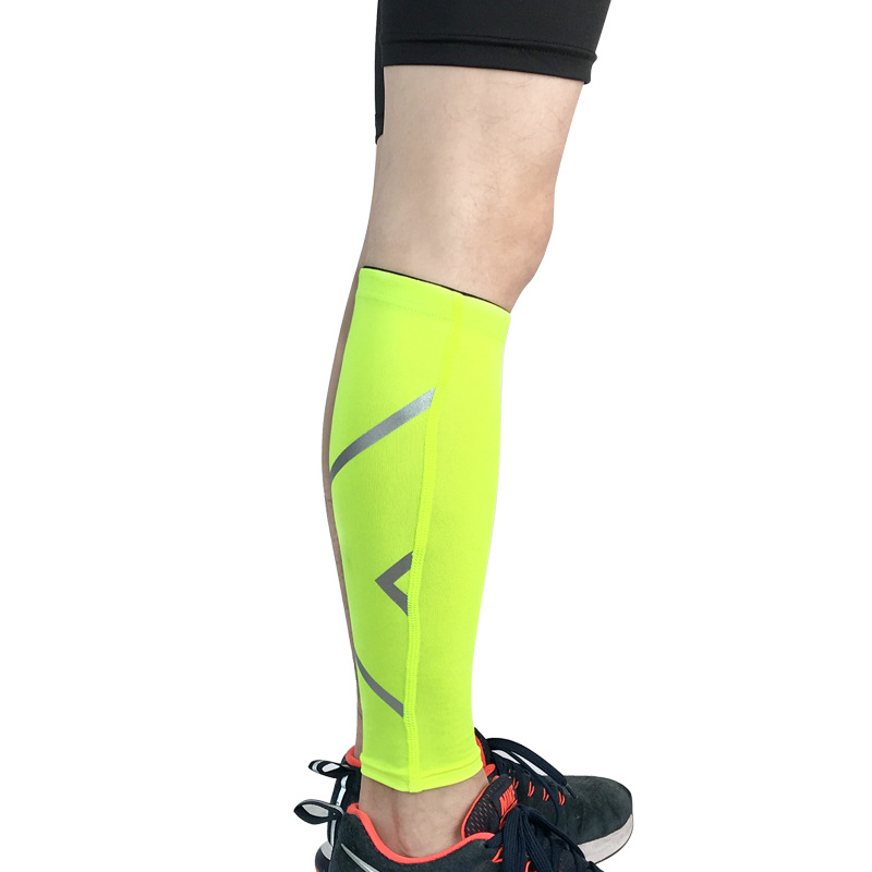 Sports Leg Protector Breathable Anti-slip Compression Leg Socks Men And Women Basketball Football Mountain Climbing Riding Runni