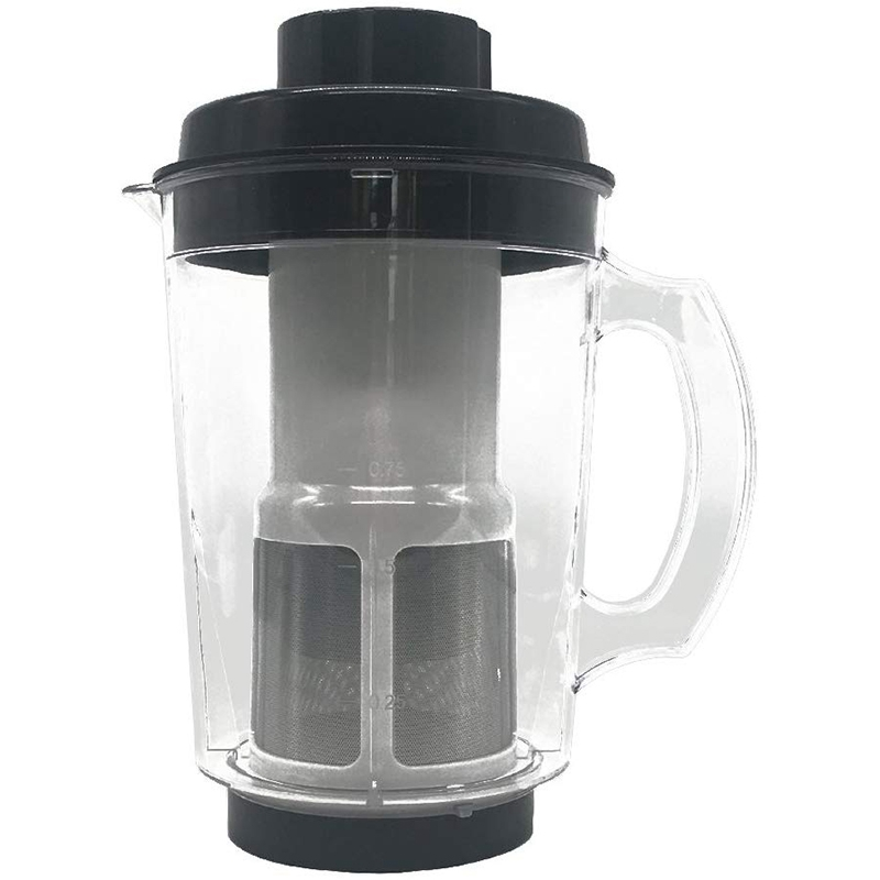 Juicer Replacement Parts Cup for 250W Magic Juicer Accessories Soy Milk Cup Suitable for Magic Juicer Pitcher Juice Cup|  - title=