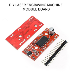A3967 Stepping Motor Driver Boards Easy Driver  Stepper Motor Driver Module For Arduino Electrical Assembly Part