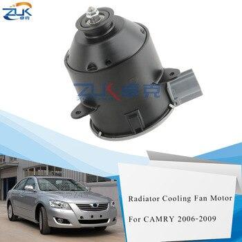 ZUK ventilador de refrigeración de radiador Motor para TOYOTA Camry ACV4 #2006, 2007, 2008, 2009 para Camry Híbrido 2011-2015 para Vios 2004-2006