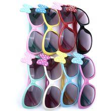 2019 New Kids Polarized Goggles Baby Children TR90 Frame Sunglasses UV400 Boy Girls Cute
