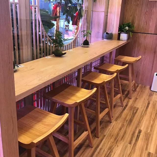 Modern Wood Table Set 3