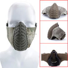 Protective-Mask Paintball Airsoft Tactical Shooting-Acessorios-Masks Military Cs-Combat