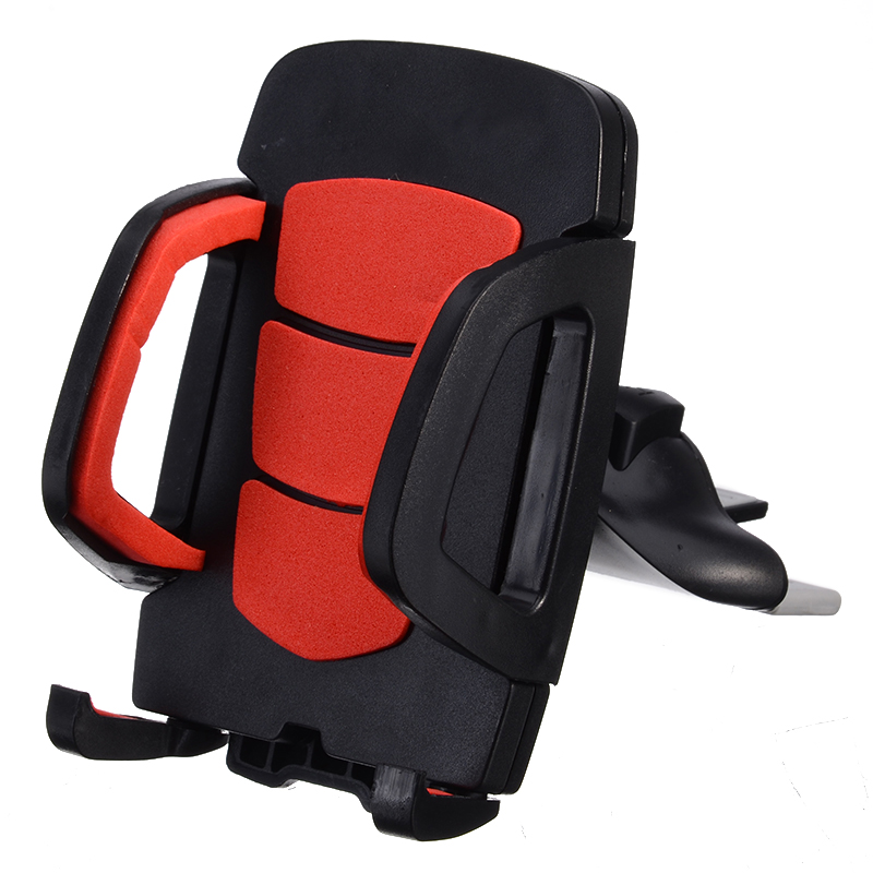 Universal Portable Car CD Slot Mount Cradle 360 Degree Rotate Multifunction Navigation Mobile Phone Holder Stand Accessoriea