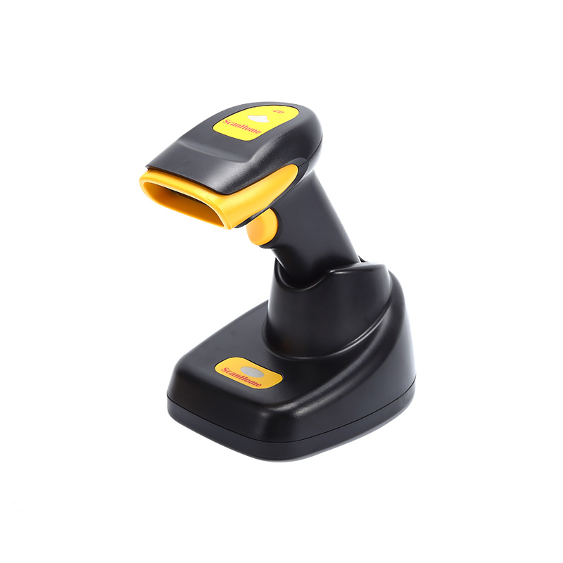 ScanHome Wireless Barcode Scanner 1D/2D QR PDF417 Code Handheld BarCorde Reader remote with storage SH-4120 image