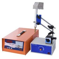 220V 1500W 1500cj b szybki elektryczny impuls EDM maszyna do dziurkowania obróbka elektroerozyjna (EDM) krany  śruby  śruby  wiertarka w Zestawy elektronarzędzi od Narzędzia na