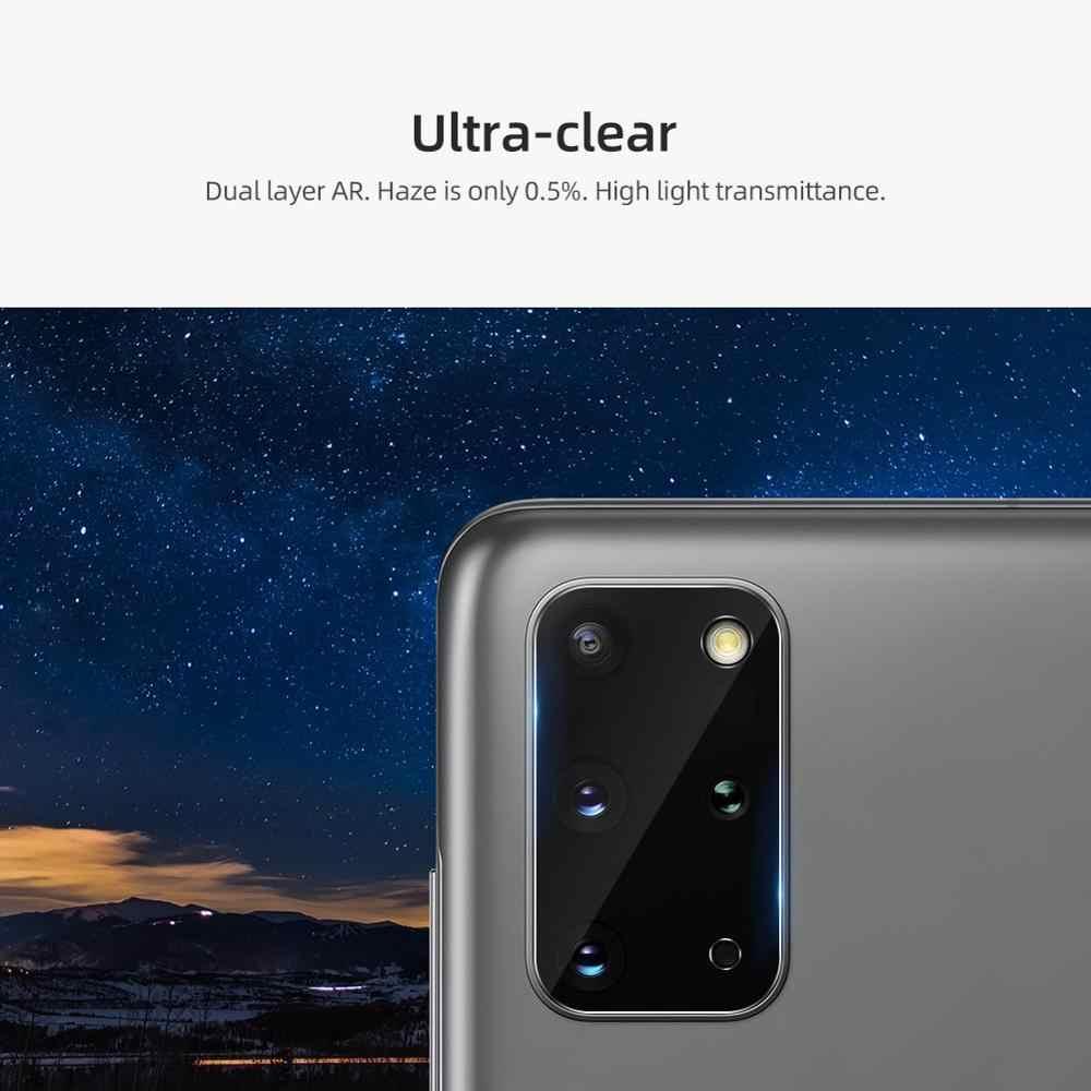 Nillkin מצלמה זכוכית מגן עבור סמסונג גלקסי S20 בתוספת S20 Ultra A71 A51 הערה 10 בתוספת עדשת מגן בטיחות מזג זכוכית