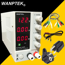 NPS306W/ NPS3010W Mini Switching Regulated Adjustable DC Power Supply with power display 30V6A/30V/10A 0.1V/0.01A/0.01W