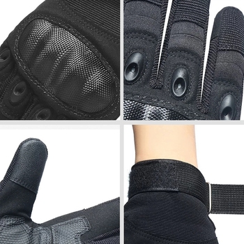 ZOHAN gloves knuckles Shooting Gloves for Hunting  men military tactical gloves outdoor Riding Touch-Screen  Breathable 5