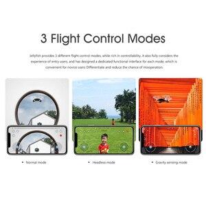 Image 2 - Quallen JF 01 Quadcopter RC Drone Mini Flugzeug Standard Version 720P Intelligente Folgenden Verschiedenen Schießen Modi