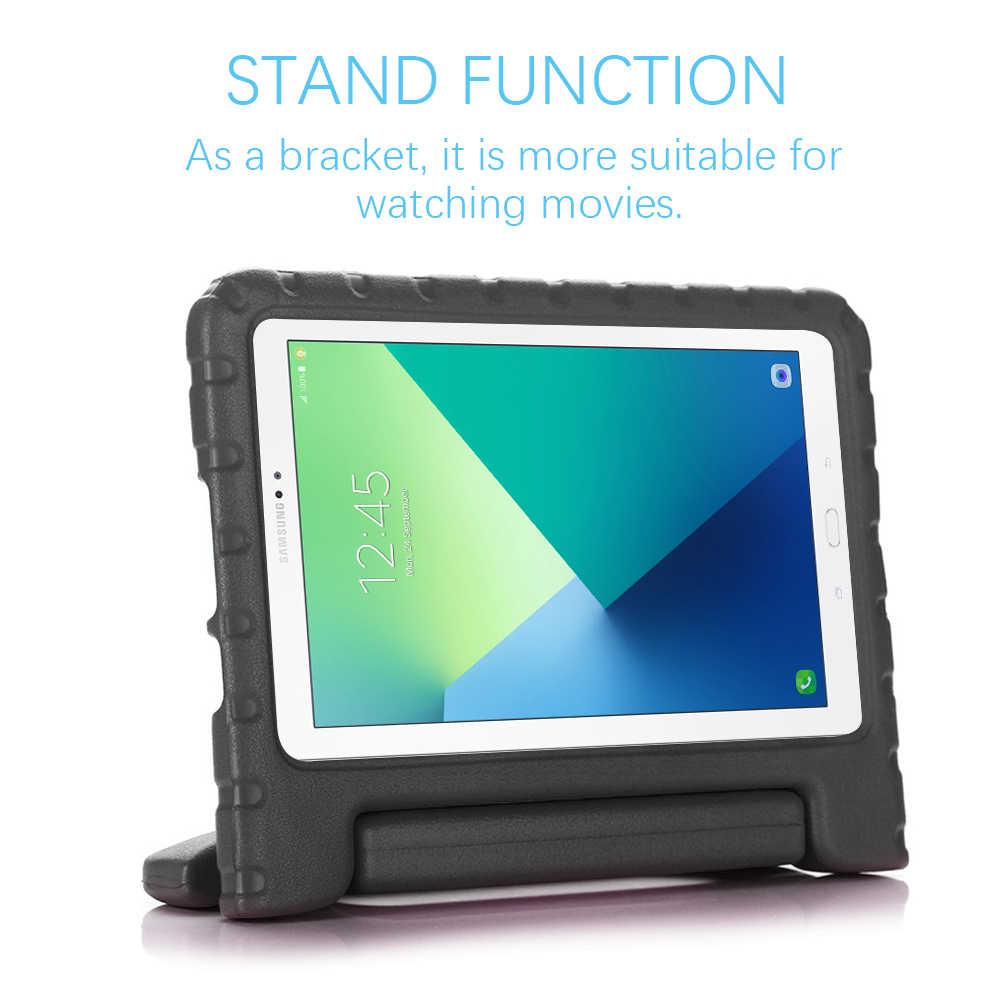 Untuk Samsung Galaxy Tab 10.1 (2019) t510 T515 2019 Tablet Case EVA Shockproof Super Protection Cover Portable Menangani Pelindung