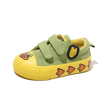 babaya Baby Canvas Shoes 2020 Autumn New Toddler Cute Cartoon Fashion Low-top Breathable Casual Boys Baby Girl Children Shoes babaya children shoes 2020 autumn new cute cartoon toddler canvas shoes kids comfortable boys baby girls baby casual shoes