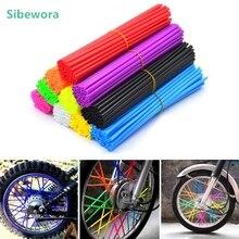 Осевые диски для мотоцикла, диски для мотоцикла, колеса для велосипеда, обода для велосипеда, покрытие для спиц, обёрточная бумага, декор труб, защита для шоссейных кожухов, 36 шт