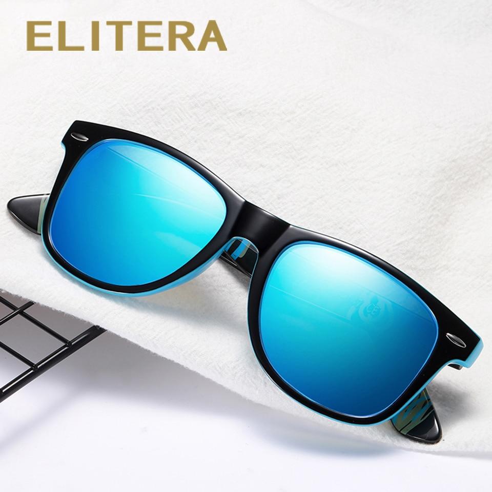 ELITERA Brand New Polarized Sunglasses Men Driving Shades Vintage Classic UV400