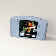 Killer Instinct Gold For 64 Bit Game Cartridge USA Version NTSC Format