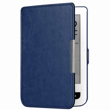 цена на Protective Shell for Pocketbook 624/626 case Basic Touch Lux 2 Pocketbook 626 Plus Pu Leather Ereader Case