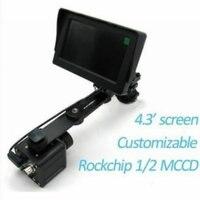 New Rifle Scope Add On DIY Night Vision Scope Day and Night Dual Use Add On DIY Night Vision Scope w Monitor