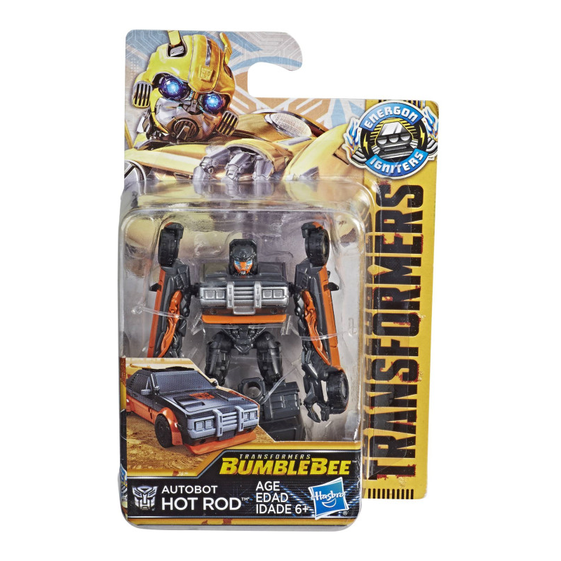 Hasbro Transformers Deformation Robot Boy Toy Transformation Car Hot Rod Bumblebee Aliexpress