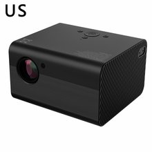 Projector Video-Beamer Home Theater Smart-Phone 1080P 3D Full 1920 T10 LED Hdmi-Compatible