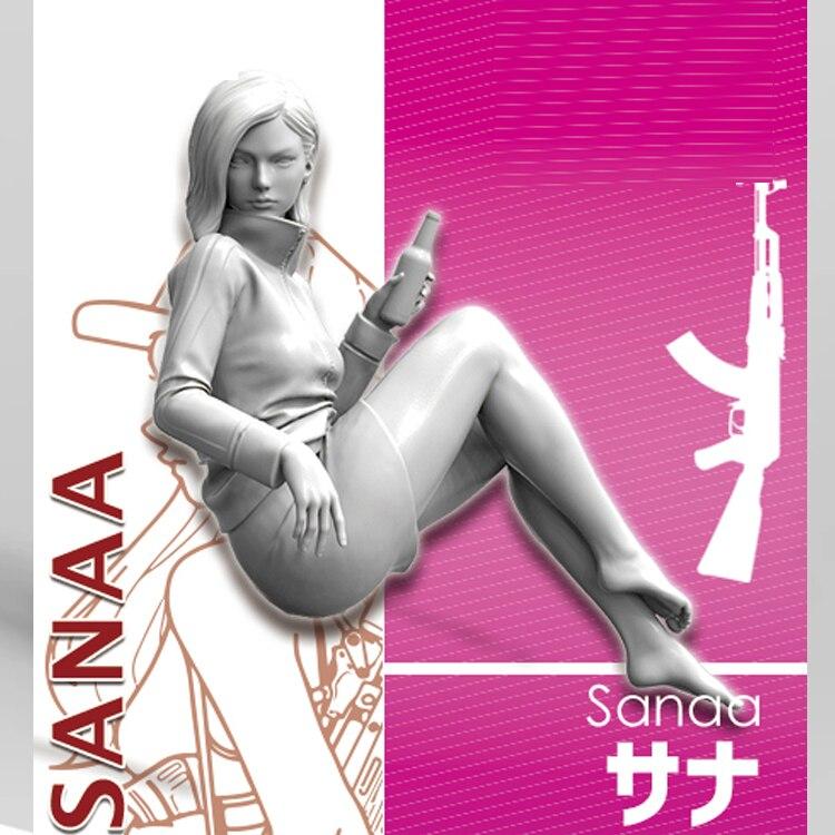 1/35 Sanaa, Harz Modell abbildung, GK, Unmontiert und unpainted kit
