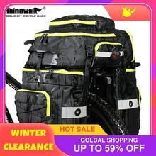 Trunk-Bags Luggage-Carrier Pannier-Pack Bike Rear-Rack Bicycle Mountain Rhinowalk Road