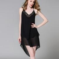 Women Summer Sexy Nightdress Lingerie Sleepwear Sexy Sleepwear women