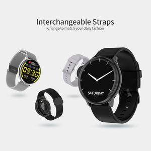 Image 4 - RUNDOING R7 Smart watches Waterproof Sports for iphone phone Smart watch Heart Rate Monitor Blood Pressure For Women men kid