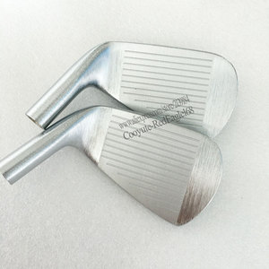 Image 5 - חדש גולף ראש ג ורג רוחות גולף איירונס סט 4 9P פלדת פחמן מועדון מגהצים ראש לא גולף פיר משלוח חינם