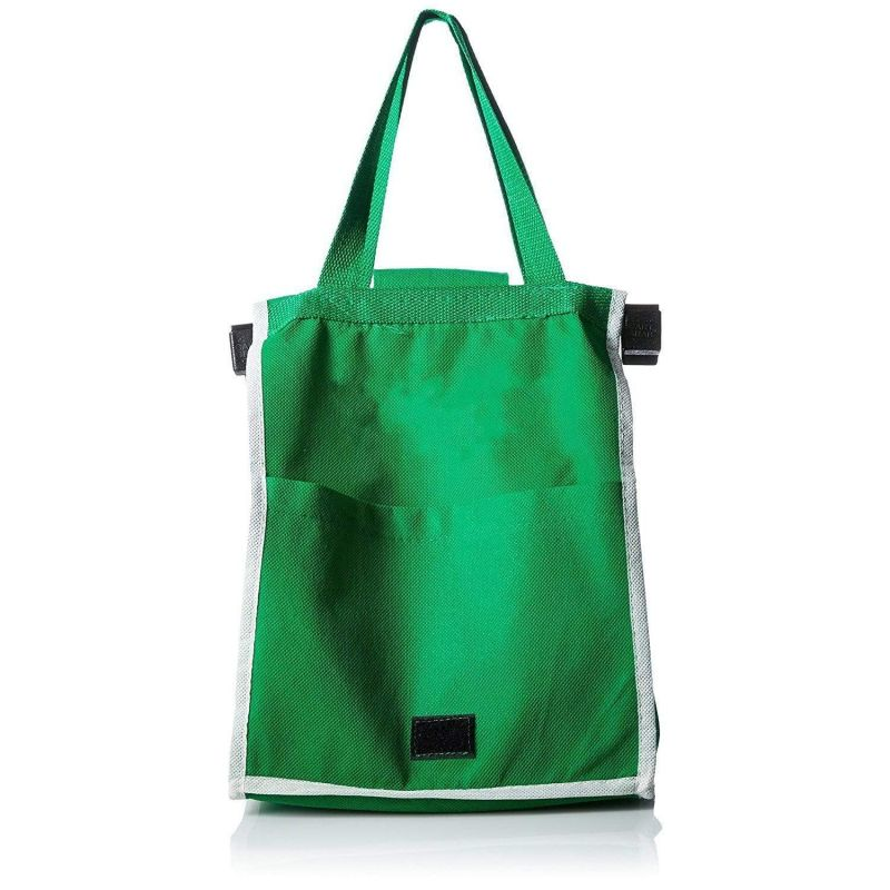 Shopping Cart Shopping Bags Reusable Grocery Bags Food Organizer Vegetables Bag Non-woven Fabric Eco-friendly Storage Totes